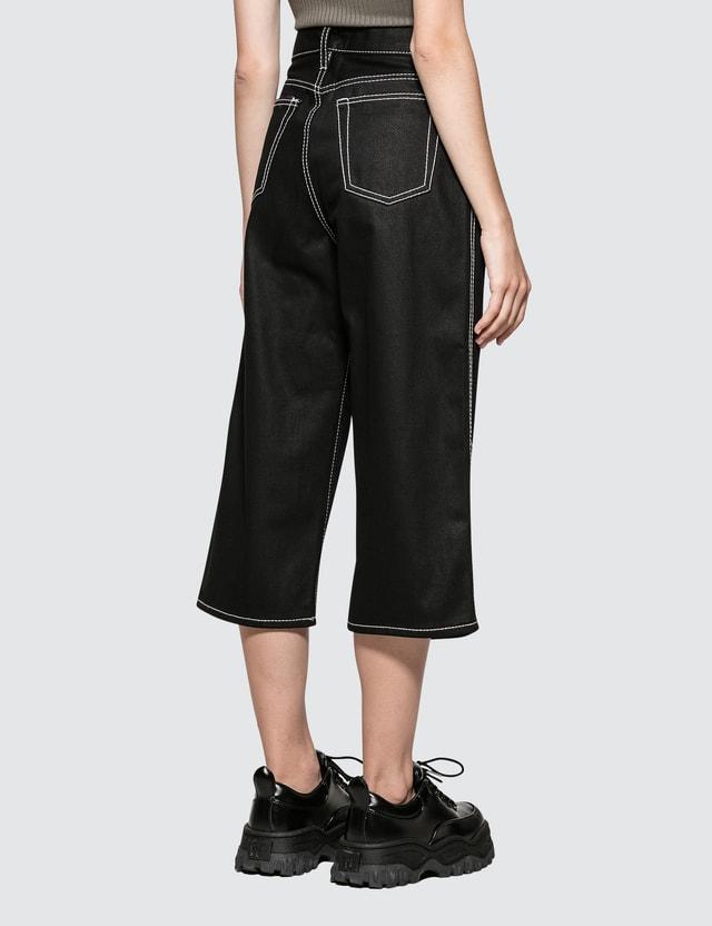 Eytys Boyle Raw Jeans Black Women