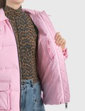 Ganni Heavy Tech Puffer Jacket Sweet Lilac Women