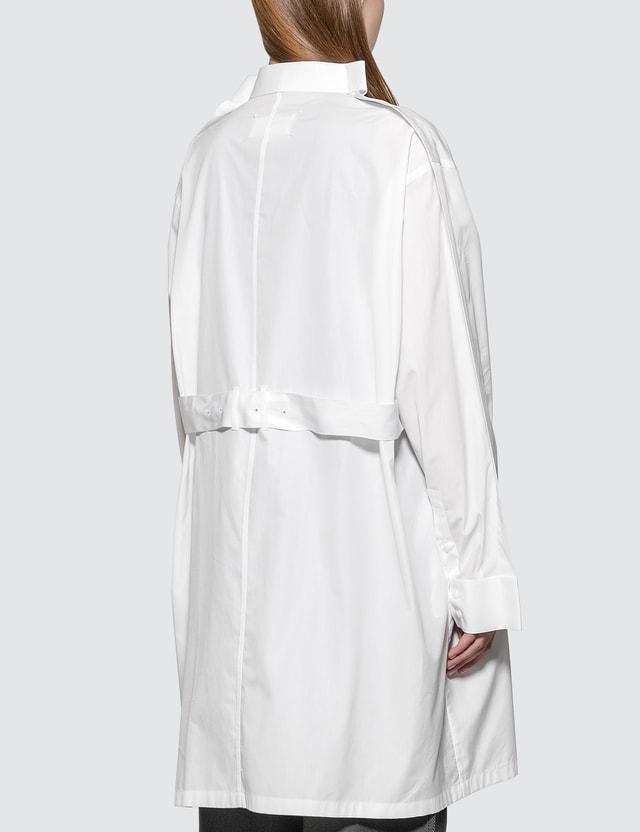 Maison Margiela Poplin Shirt Dress