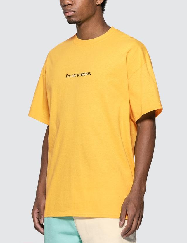 """Fuck Art, Make Tees """"I Am Not A Rapper"""" T-shirt"""