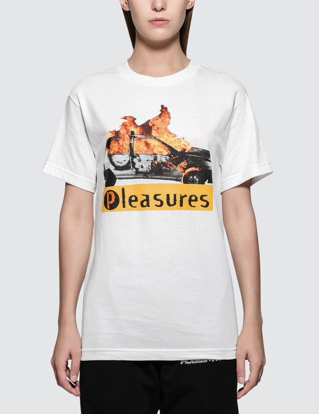 Pleasures Crash T-Shirt