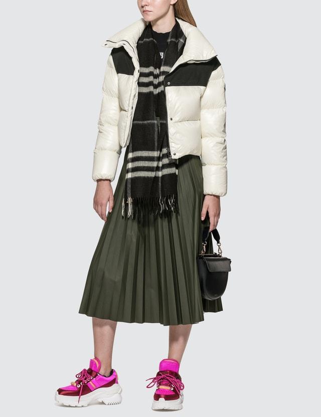 Moncler Packable Hood Down Jacket