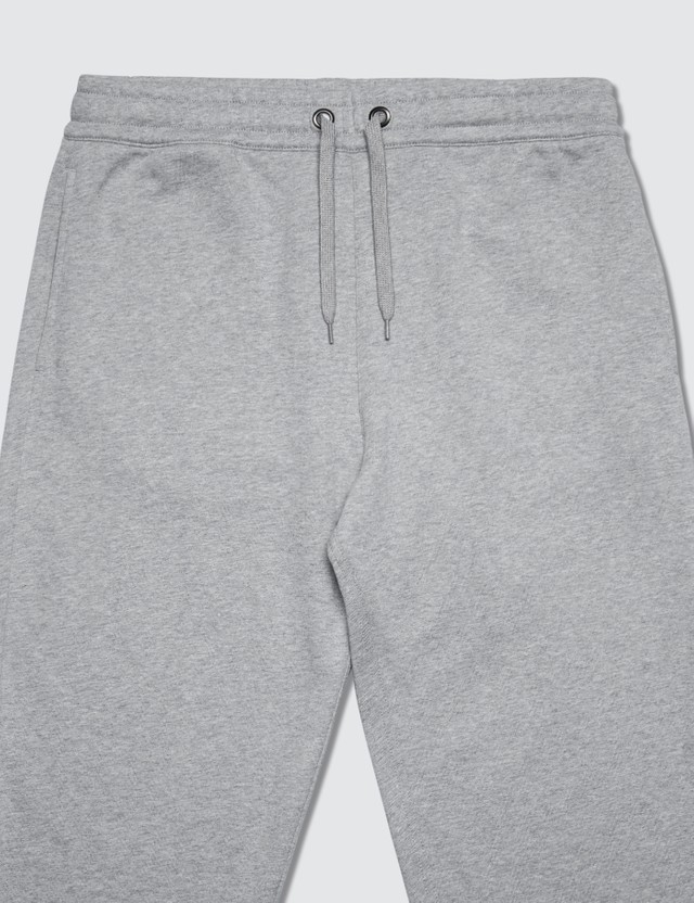 Burberry Logo Print Cotton Sweatpants