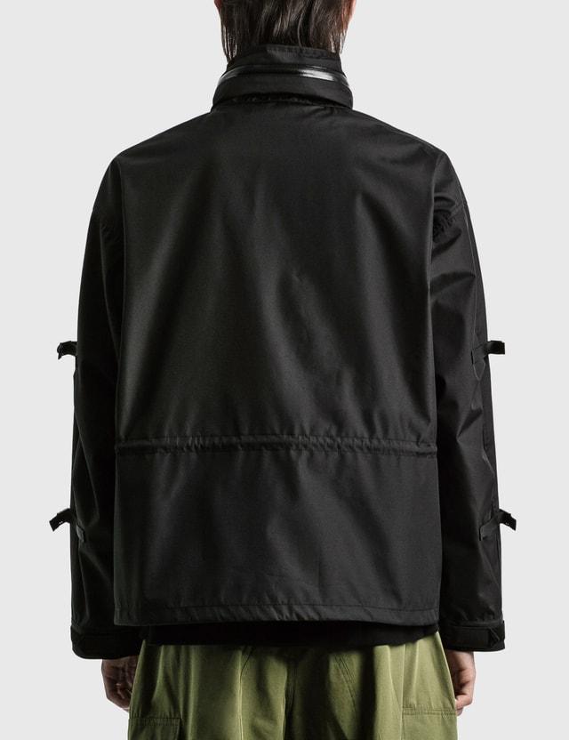 Flagstuff 3-layer Jacket Black Men
