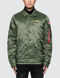 Alpha Industries Quilted Storm Cruiser Jacket Picutre