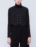 McQ Alexander McQueen Tux Waistcoat Picture