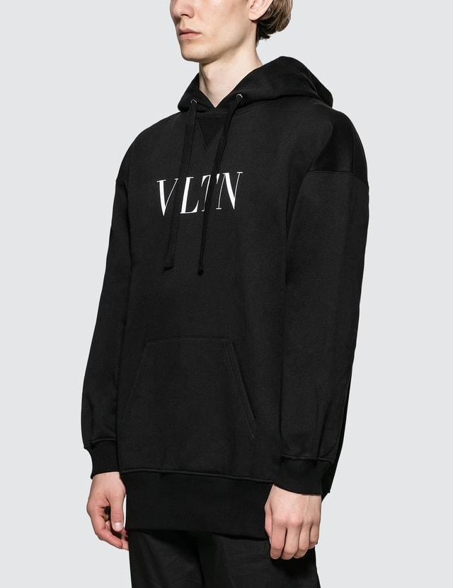 Valentino Oversized Logo Hoodie