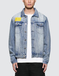 GEO Logo Denim Jacket Picture