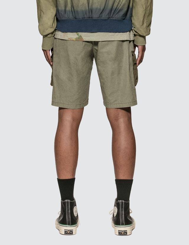 John Elliott Miramar Tactical Cargo Shorts