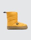 Maison Margiela Puffer Ankle Boots Picutre