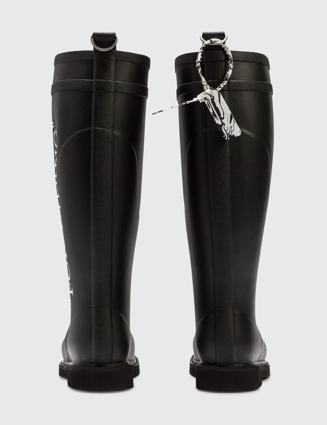 """Off-White """"FOR RIDING"""" Wellington Boots"""