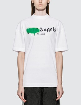 Palm Angels Milano Sprayed T-shirt