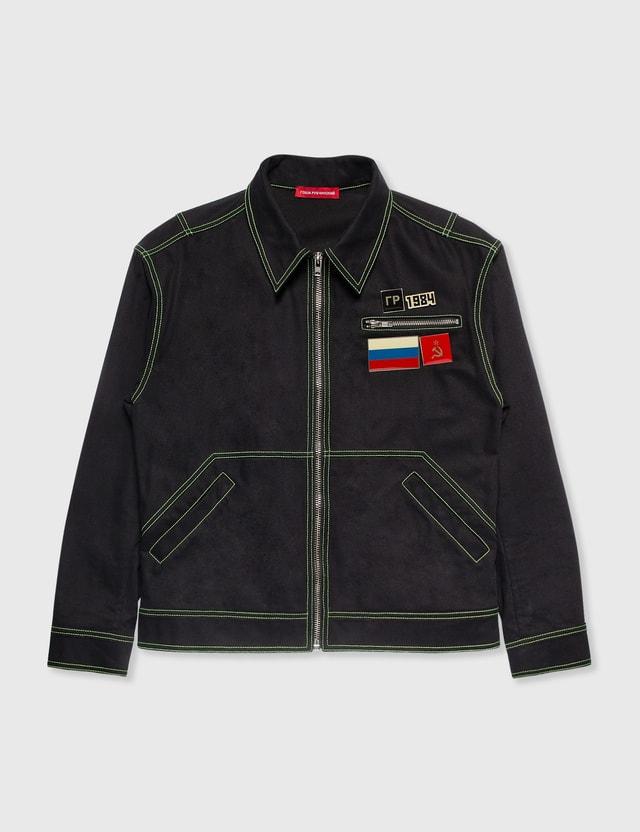 Gosha Rubchinskiy Gosha Rubchinskiy Jacket Black Archives