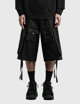 Moncler Genius 1952 Wide Cargo Shorts