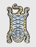 RAW EMOTIONS Medium Tibetan Tiger Rug Picture