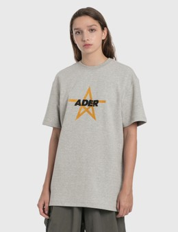 Ader Error Star Logo T-Shirt