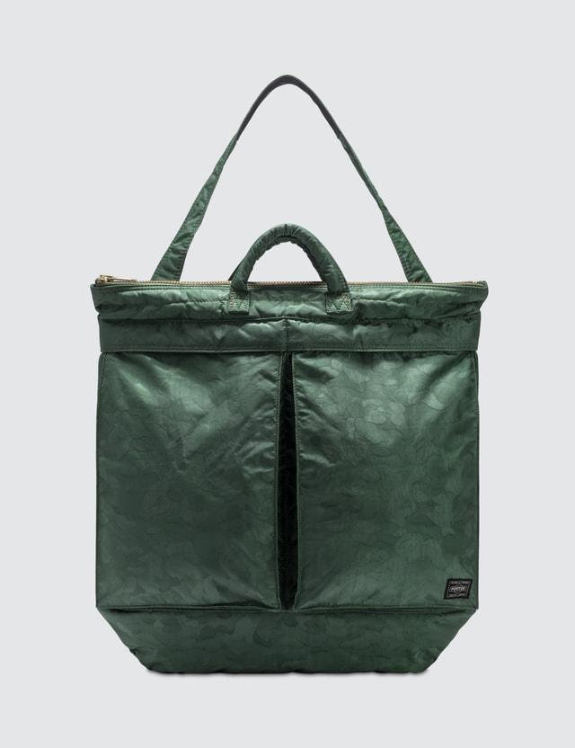 BAPE Bape X Porter Helmet Bag