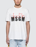 MSGM Diadora x MSGM S/S T-Shirt Picture