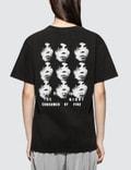 Misbhv The Screen Print T-shirt Washed Black