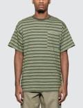 Rassvet Pinstripe T-Shirt Picutre