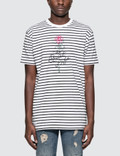 The Quiet Life Stripe Rose S/S T-Shirt Picture