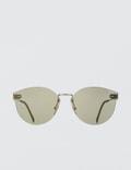Super By Retrosuperfuture Tuttolente Panamá Ivory Sunglasses Picutre