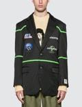 Ader Error Parody Logo Blazer Jacket Picture