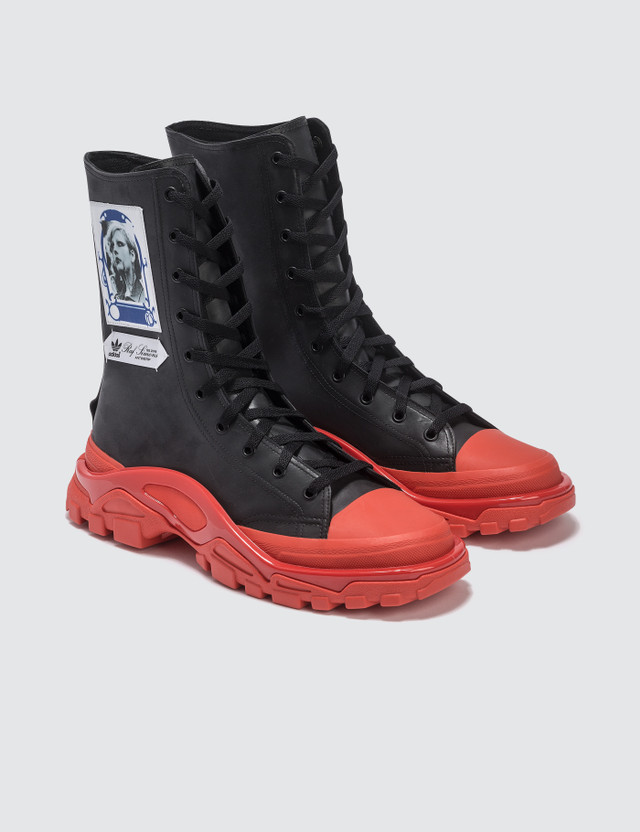 Raf Simons Raf Simons x Adidas Detroit Boots