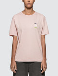 Stussy S Crown Pig Dyed Short Sleeve T-shirt Picture