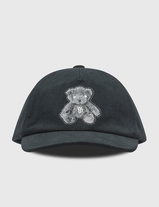 We11done Glow-in-the-dark Teddy Cap
