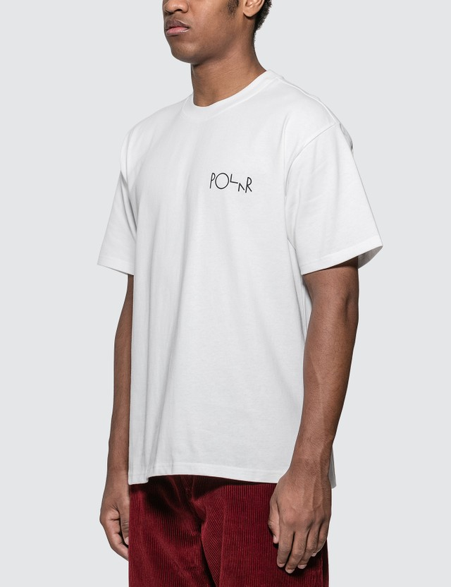 Polar Skate Co. TK Fill Logo T-shirt