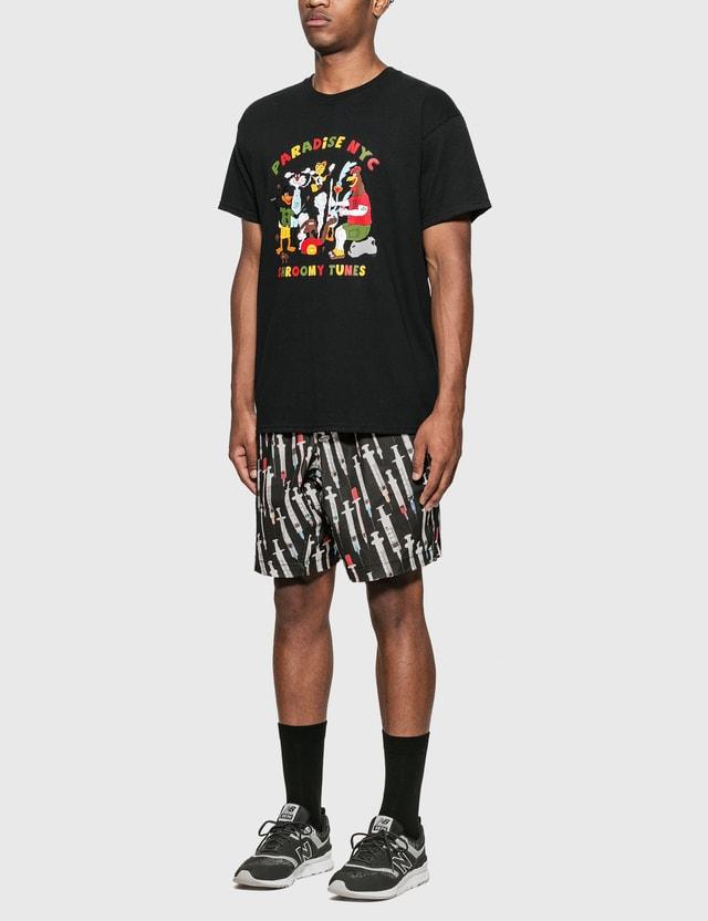 Paradise NYC Shroomy Tunes T-Shirt =e30 Men