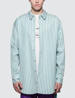 Martine Rose Oversized Bounded Shirt