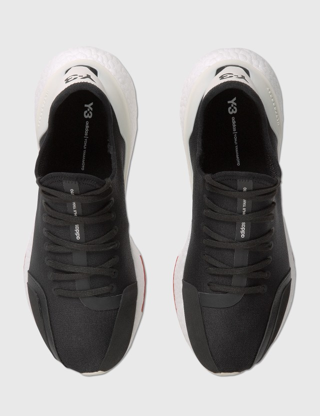 Y-3 Ultraboost 21 Black/red/corewhite Men
