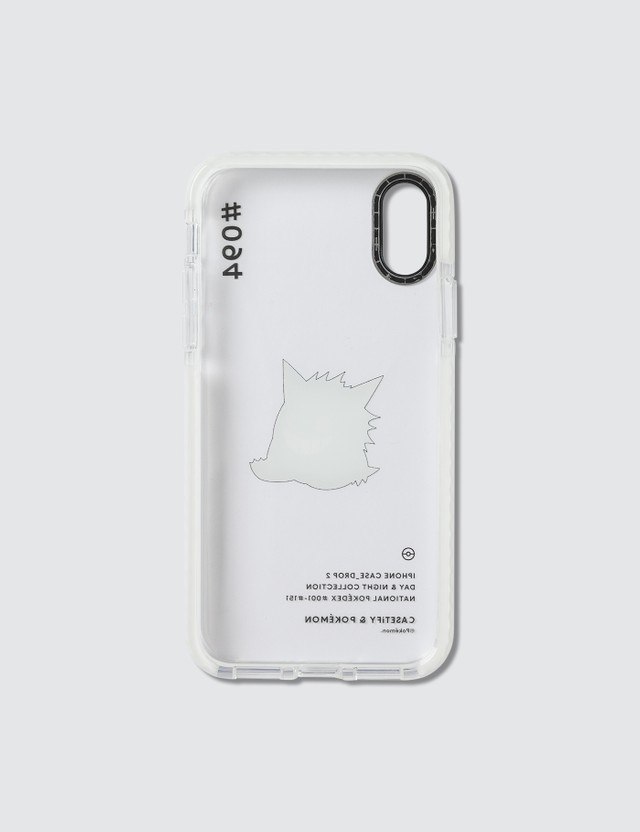 Casetify Gengar 094 Pokédex Day Iphone X/XS Case