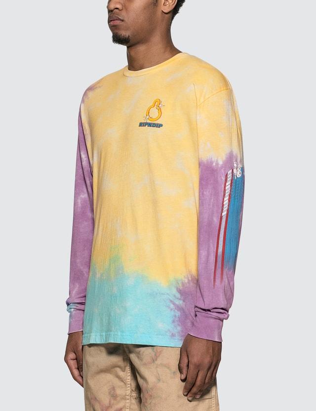RIPNDIP Nermhog Long Sleeve T-Shirt =e26 Men