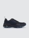 Prada Contrast Technical Sneaker Picutre