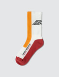 Heron Preston Chinese Long Socks Picutre