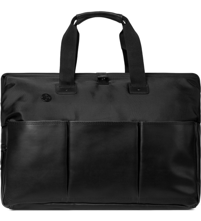 Focused Space Black The Mainframe 600D Travel Bag