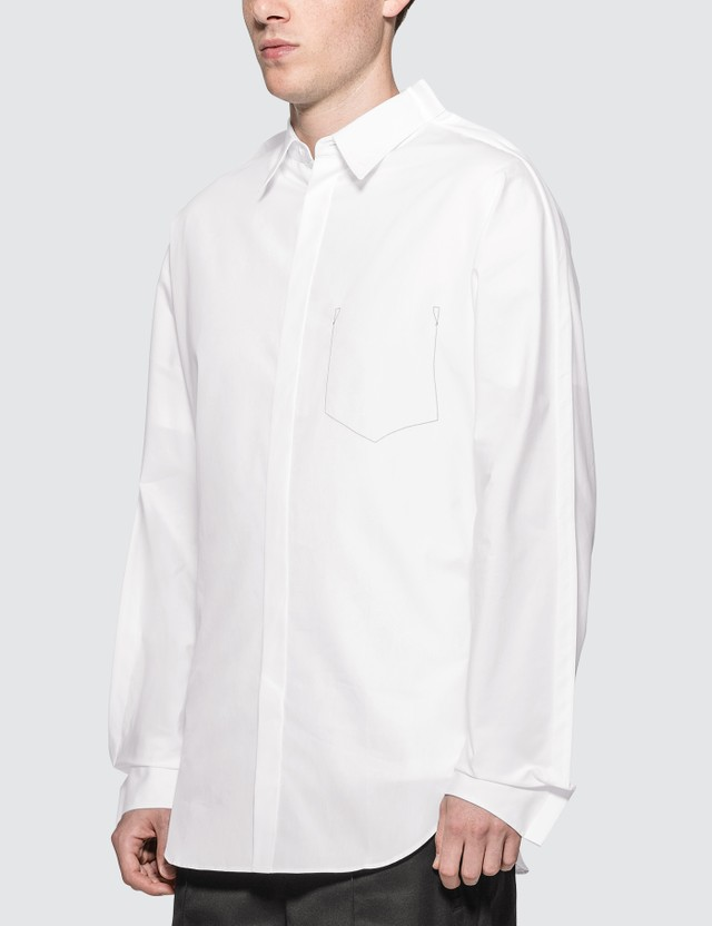 Maison Margiela Cotton Popeline Shirt