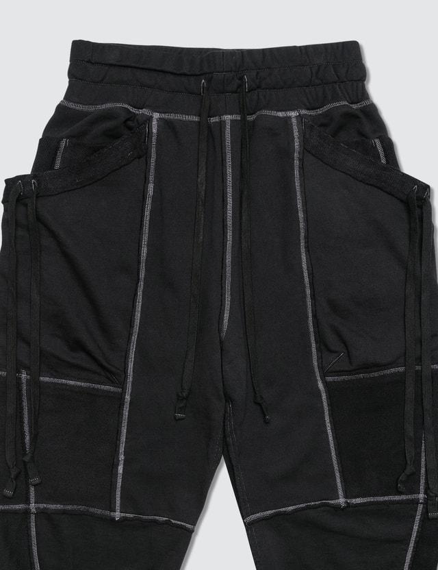 Guerrilla-group Multi Pocket Sweat Pants