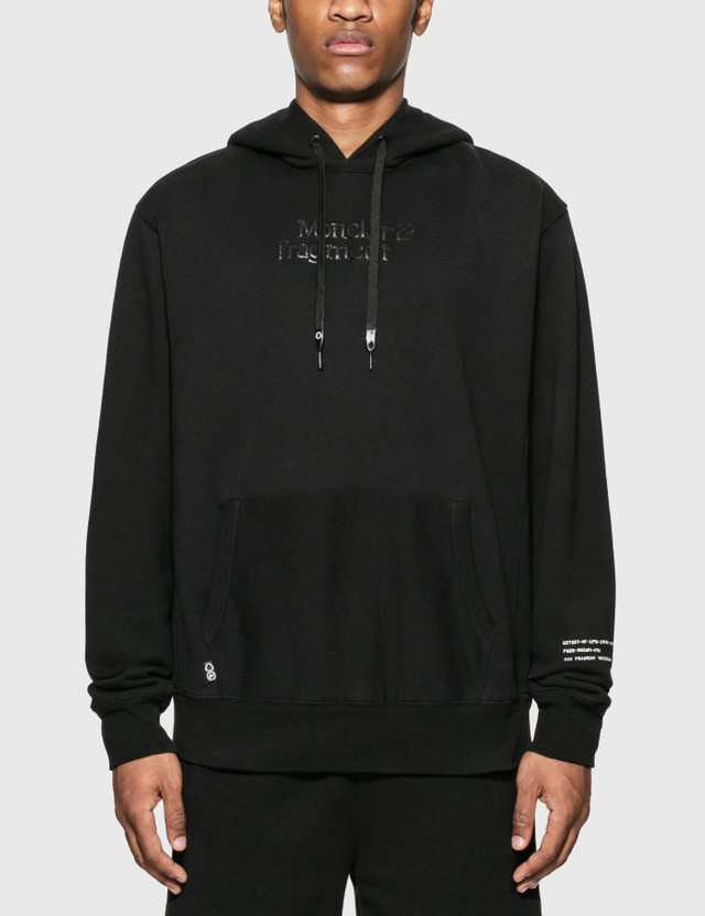 Moncler Genius Moncler Genius x Fragment Design Spirit Of The Boogie Hoodie Black Men