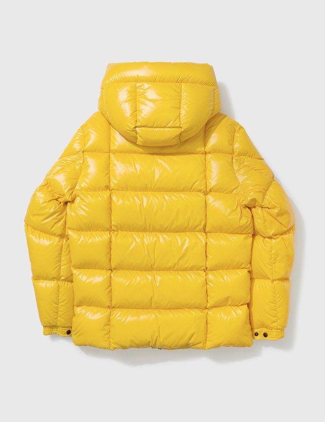 Moncler Dougnac Jacket Yellow Men