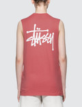 Stussy Basic Stussy Raw Muscle Tank Picture