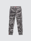 Haus of JR Viola Velour Bomber Pants Picutre