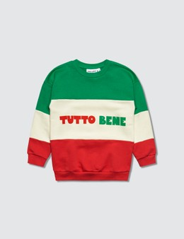 Mini Rodini Tutto Bene Sweatshirt Picutre