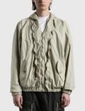 Hyein Seo Wavy Blouson Jacket Picture