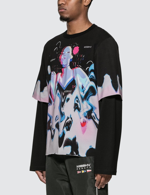 Misbhv The Acid Long Sleeve T-Shirt