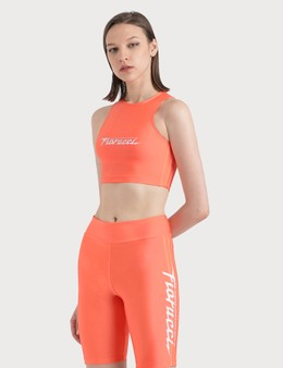 Adidas Originals Fiorucci x Adidas Originals Cropped Top