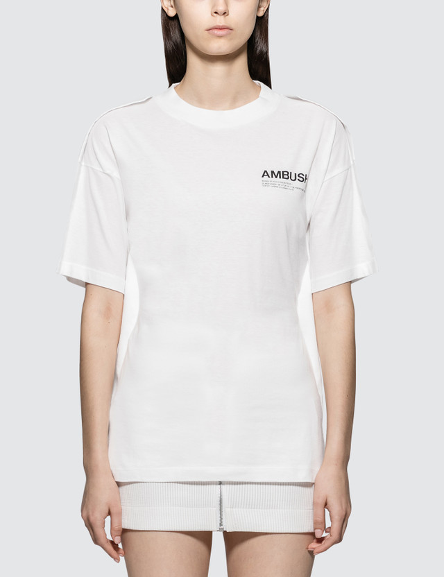 Ambush Fin Short Sleeve T-shirt